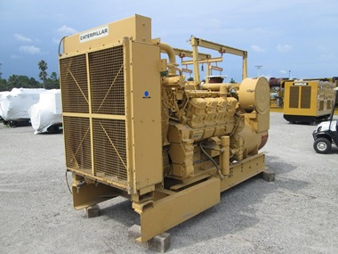 3508TA Industrial Generator Set