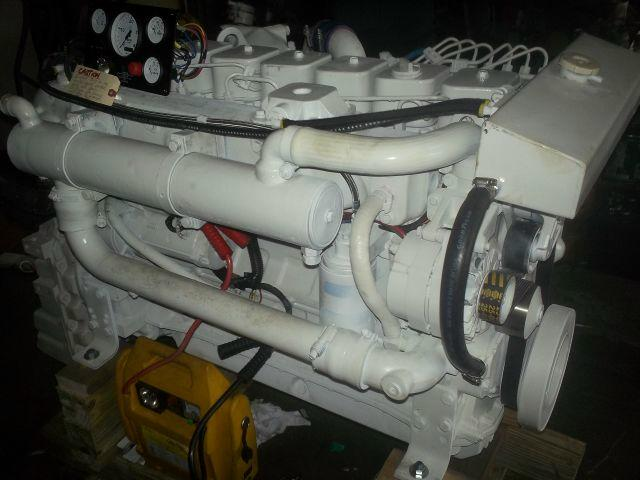 cummins 6bta rebuilt marine engine. Black Bedroom Furniture Sets. Home Design Ideas