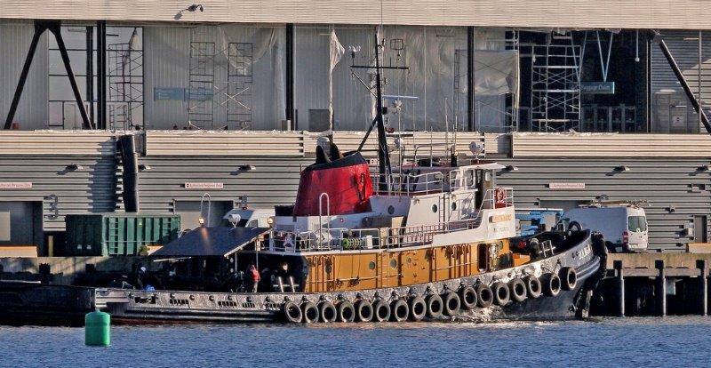 Invader Class Tug For Sale