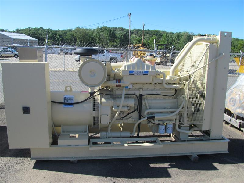 Perkins Used Generator Set