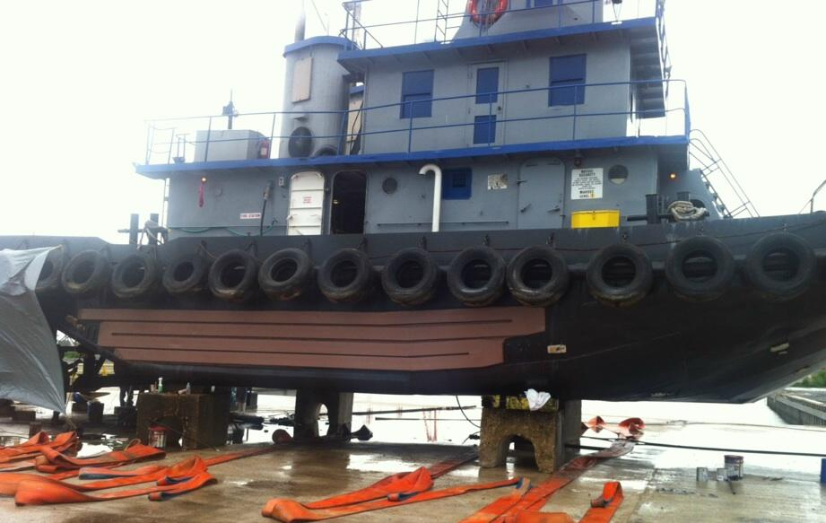 Inland Pushboat Tug For Sale