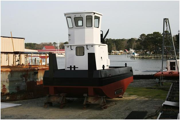 Truckable Pushboat Tugs For Sale