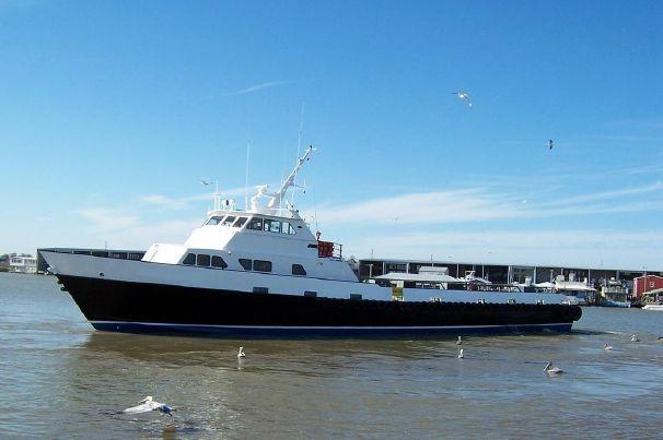 Breaux Bay Aluminum Crew Boat For Sale Aluminum Crew Boat