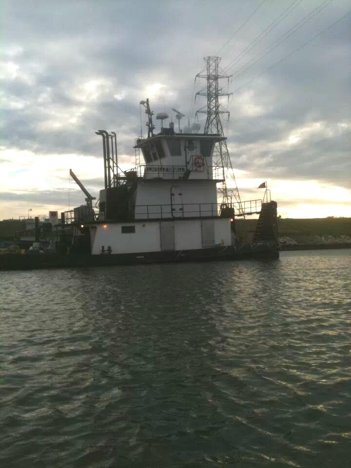 Pushboat Tug For Sale
