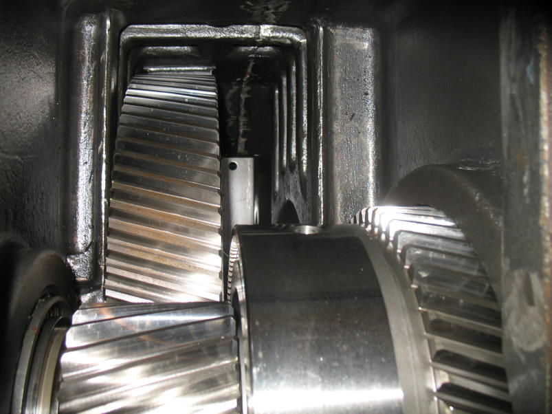 MG516 Used Transmission