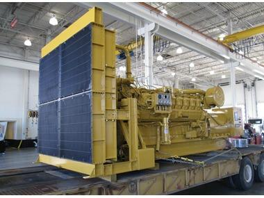 3516TA Used Industrial Generator Set