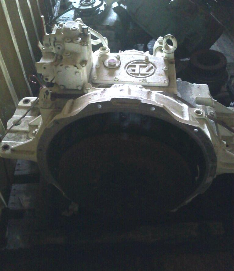 BW165A used marine transmission