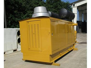 12V149T ENCLOSED INDUSTRIAL DIESEL GENERATOR