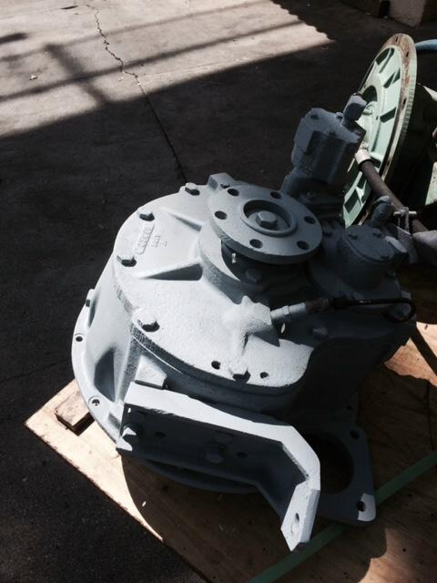 MG506 used marine transmission