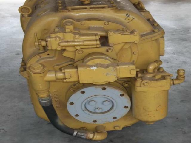 MG521  Used Marine Transmission