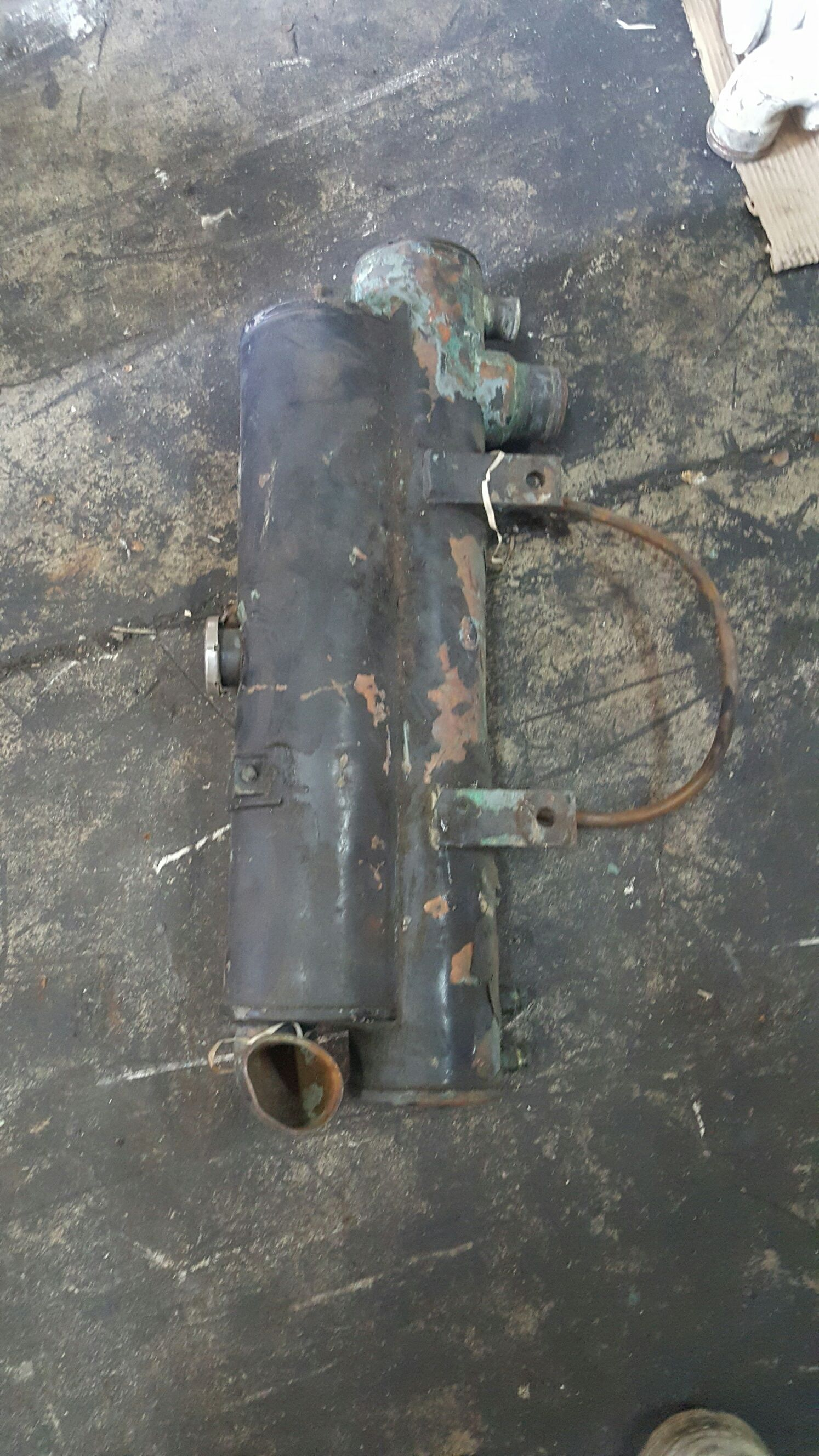 Heat Exchanger Tank tube type