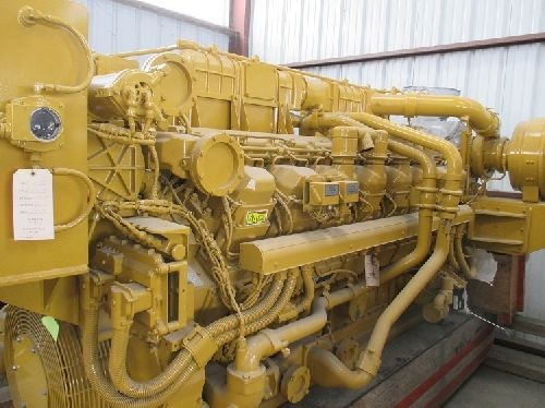 3516C HD Marine Engines