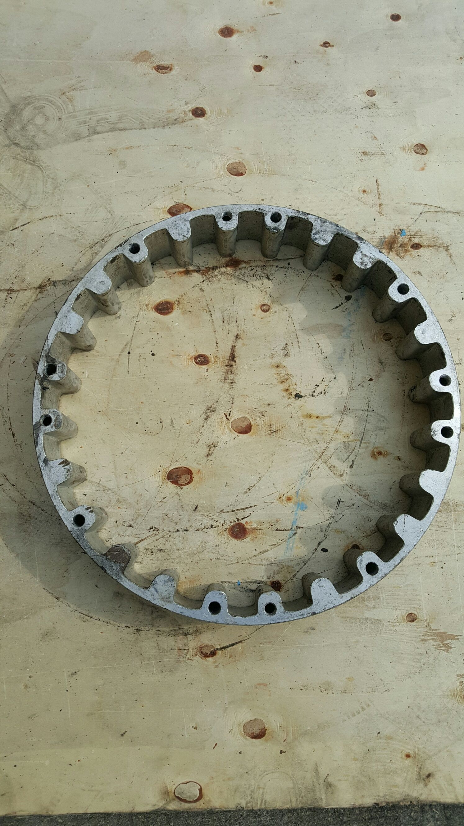 Drive ring ZF