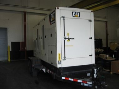 C13 Industrial Generator Set
