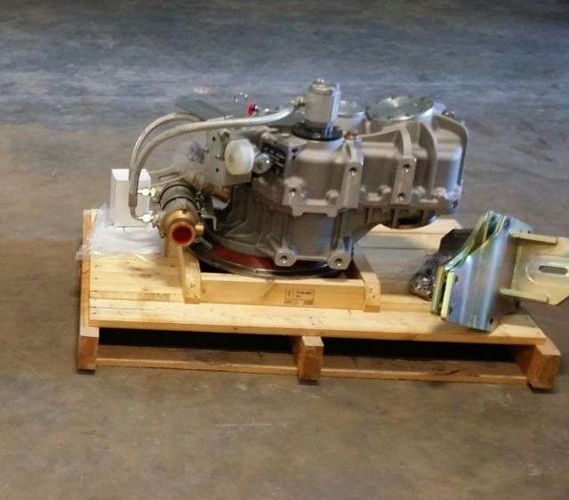 ZF IRM 286 IV  NEW MARINE GEAR