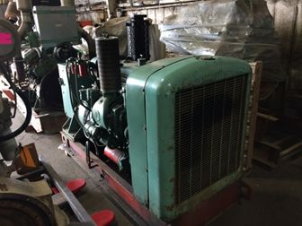 4-71 used Detriot Diesel Engine