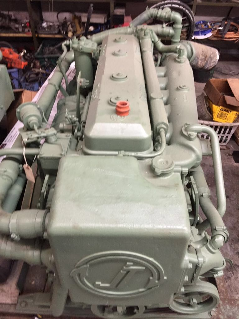 6-71 Used Marine Engine