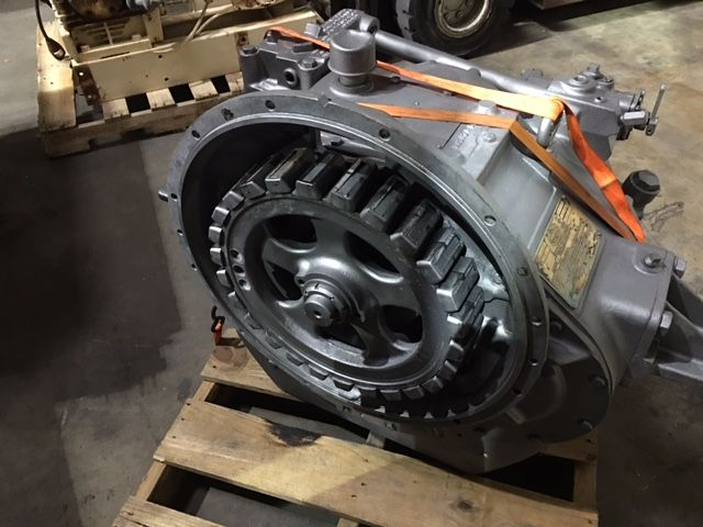 MG514SC used marine gear spin tested