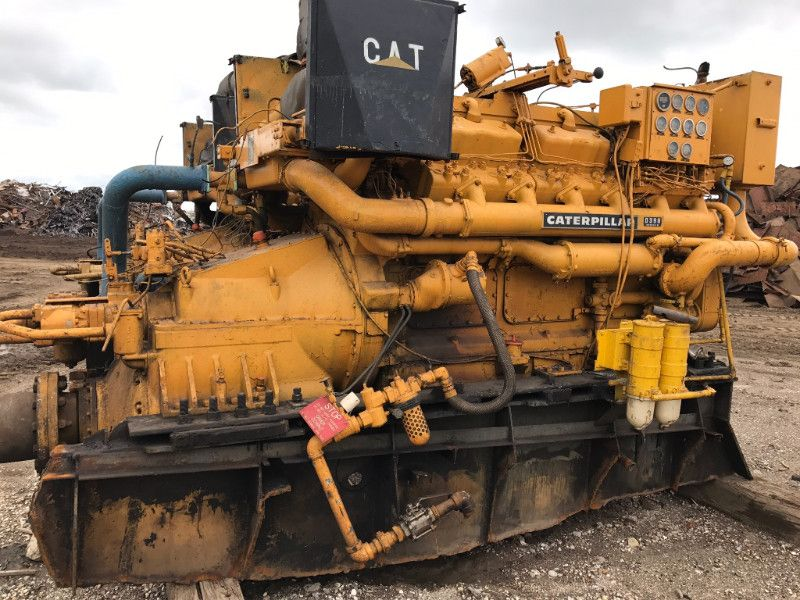 Cat D398 Used Marine Engines and transmissions