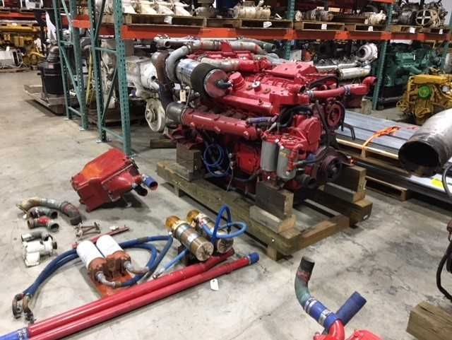 12V-71TI used marine engines