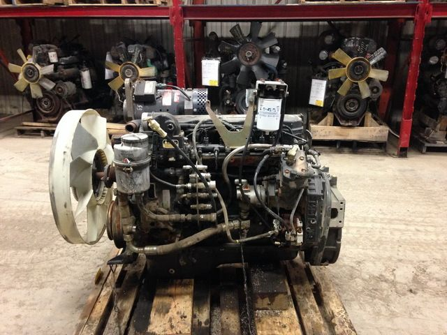Used QSB 275 hp 6.7 ltr  Ind