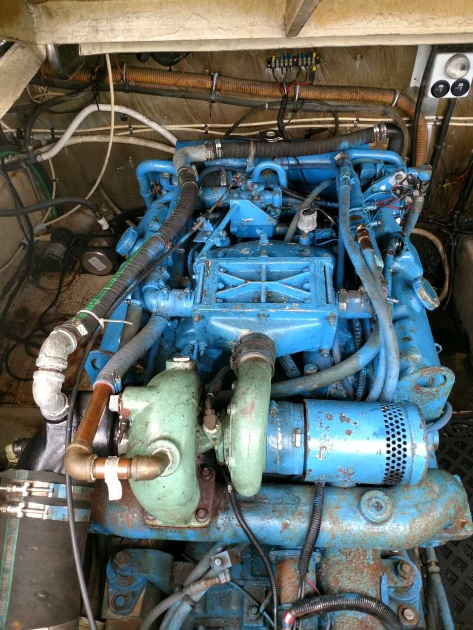 8.2T Used Marine Engines