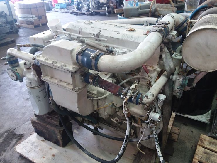 4-71TI USED MARINE ENGINES