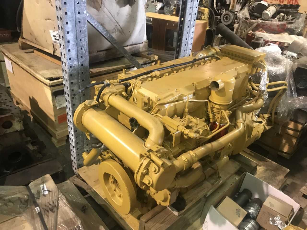 3116T Used marine engines