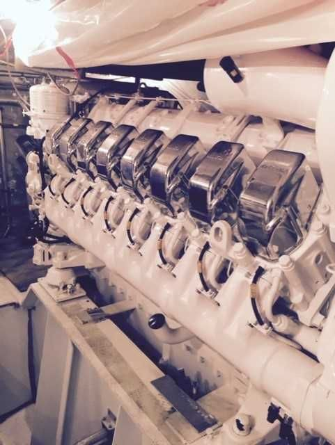 16V-4000  MARINE ENGINES AND TRANSMISSIONS