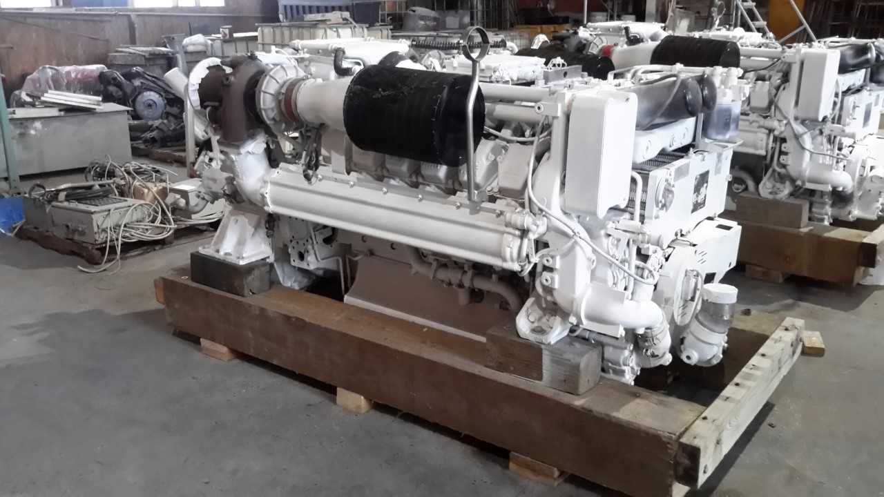 12V-2000 M90 Used Marine Engines