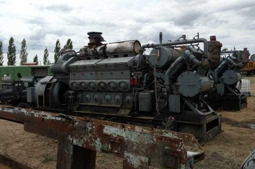 12-645E8 marine generator engines only