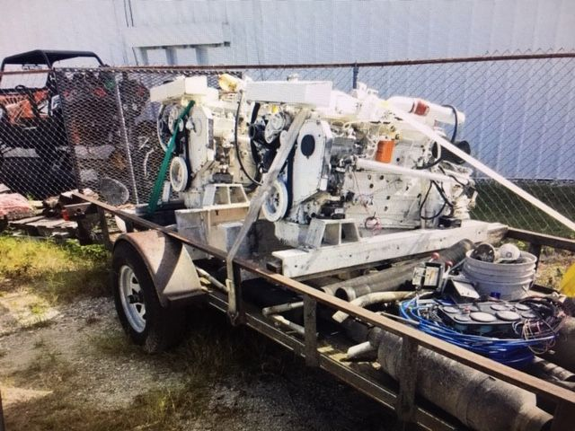 6BTA Cummins marine engines low hours since rebuil