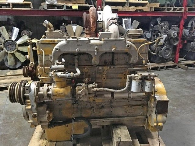 NT855C Big Cam  Cummins Industrial Engine