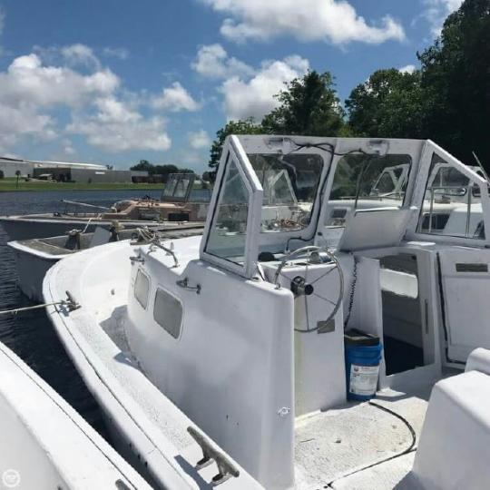 Ambulance Boats for sale