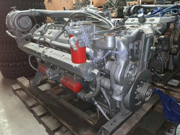 Complete Marine Diesel Engine & Parts Provider