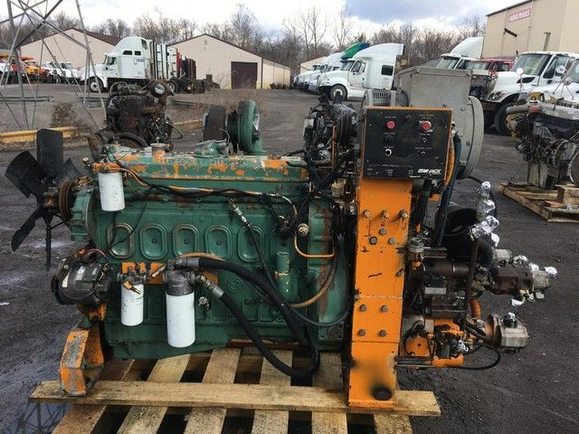 6-71T USED POWER UNIT