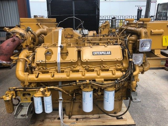 3412C DITA  Used Marine Engine