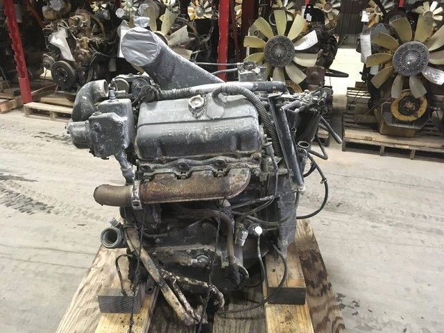6V-53 Used Truck Engine