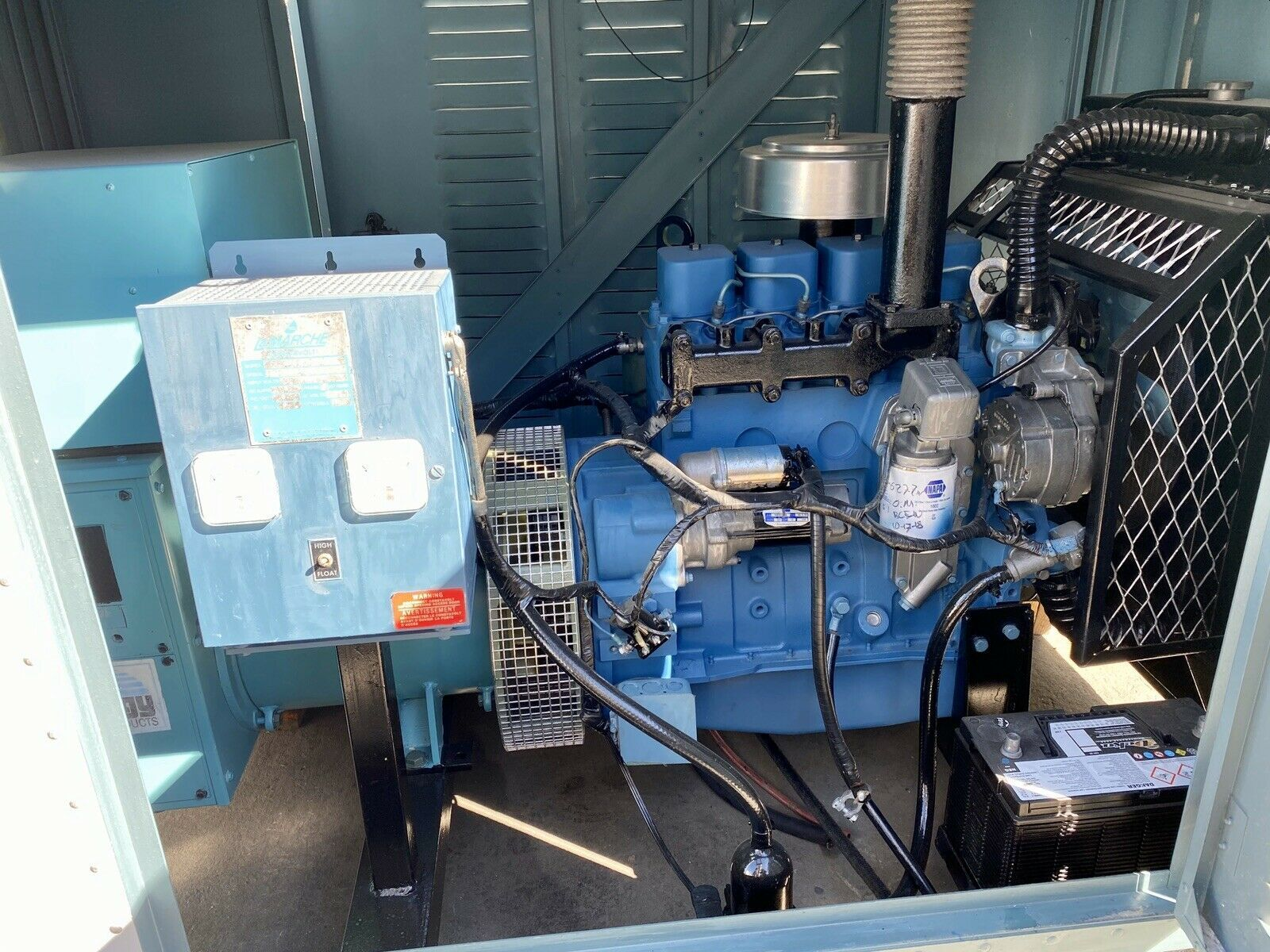 4B Good Used Generator Set.