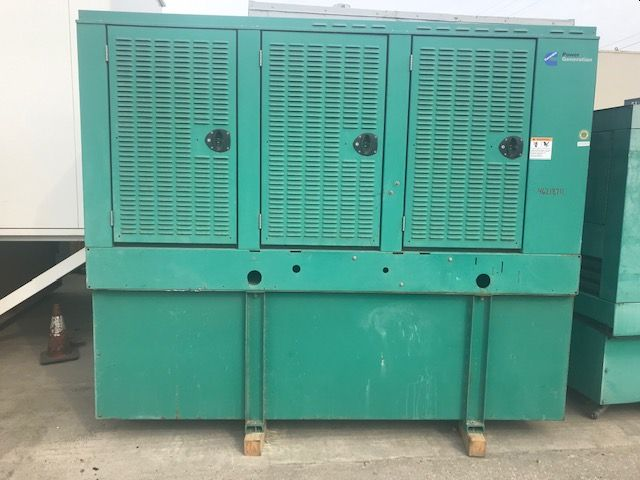 6CTA8.3G2 Used  Industrial Generator set