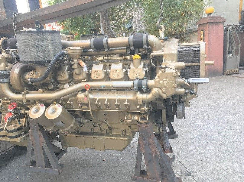 12V183 TE92 Marine Engines